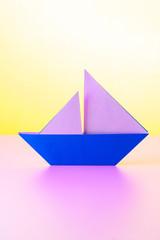 Origami Sailboat