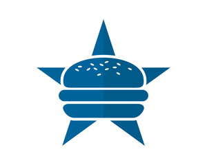 blue star burger