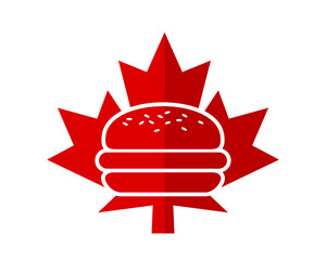 canadian maple burger