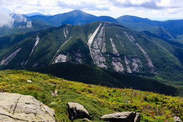 Mt Colden from Algonquin High Peak
