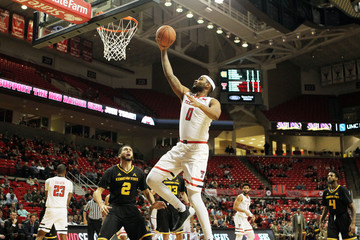 NCAA Basketball: Kennesaw State at Texas Tech