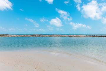 Thong Nai Pan Yai beach, Paradise, Malibu or Bottle beach in Chaloklum, Koh Phangan, Thailand