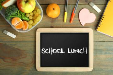 Useful school lunch