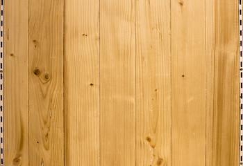 wood texture background with steel hanger