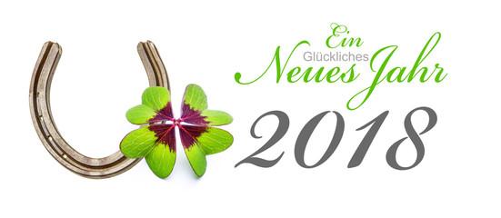 Neujahr 2018