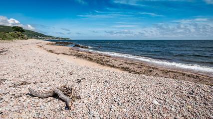 North Sea coastline, Sutherland, Scotland
