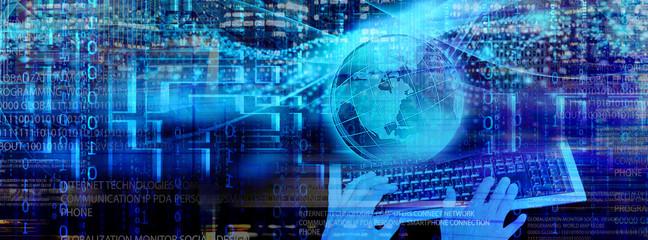 communications cyber IT technology