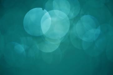 bokeh effect light background