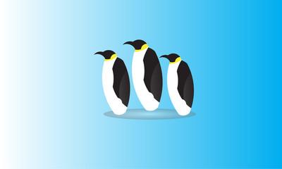 Three Penguin