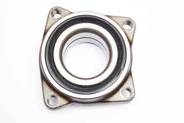 wheel hub bearing isoated on white background
