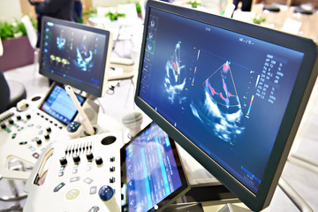 Medical research using ultrasound