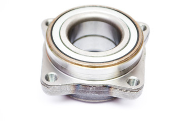 wheel hub bearing isoated on white background