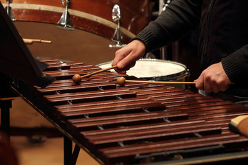 Percussion, xylophone