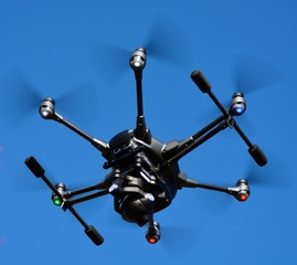 Large Surveillance Drone - Unmanned Aircraft System