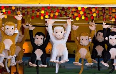 Prize Monkeys