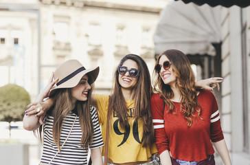 Beautiful Girls Walking