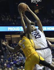 NCAA Basketball: Valparaiso at Northwestern