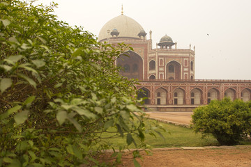 Humayun's Tomb in New Delhi India
