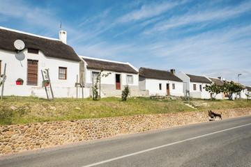 Cape dutch architecture south africa