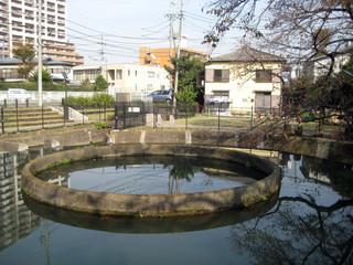 二ヶ領用水(高津区)