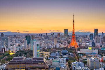 Staande foto Tokyo Tokyo, Japan