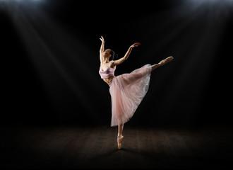 Ballerina (in interior version)