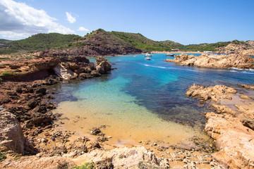 Cala Pregonda, Menorca, Spain