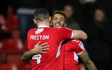League Two - Swindon Town vs Colchester United