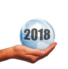 Wie wird das Jahr 2018