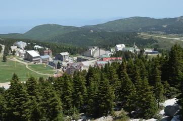 Bursa - Uludağ'da Yaz