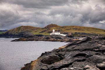 The scenic Valentia Lighthouse