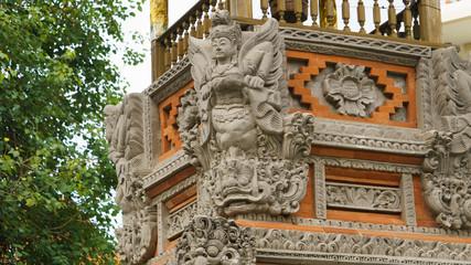 バリ島 女神のガルーダ BALI  Garuda of goddess