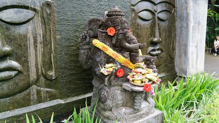 バリ ガネーシャ ガナ神像 BALI Bhatara Gana