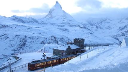 Matterhorn, Zermatt, Switzerland, Suiza, Alps