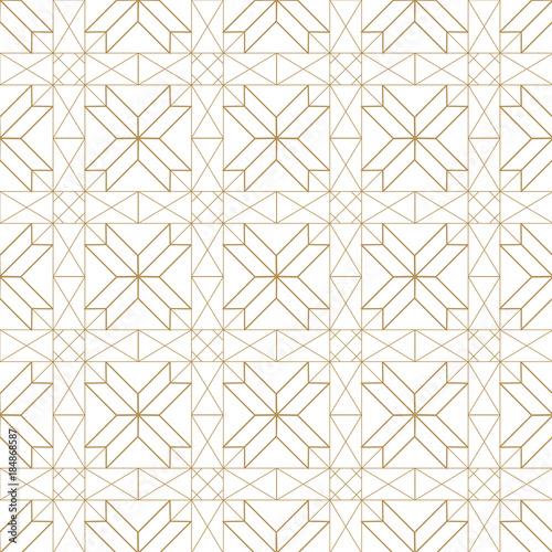 "Wallpaper For Kitchen Texture: ""Gold Geometric Simple Minimalist Pattern. Line Background"
