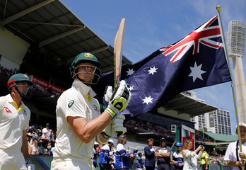 Cricket - Ashes test match - Australia v England - WACA Ground, Perth, Australia