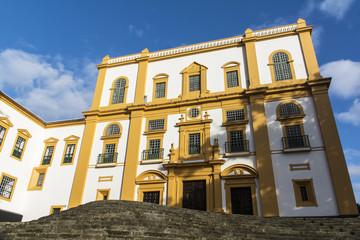 """""""Palacio dos Capitaes"""" in Angra do Heroísmo auf der Azoreninsel Terceira."""