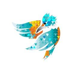 vector, design, icon, cartoon bird nice color