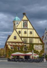 Old Town Hall, Weiden in der Oberpfalz, Germany