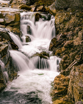 Rocky Gorge Falls, Conway NH