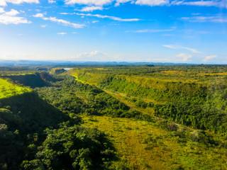 Aerial Views of Chiriqui Province, Panama