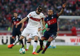 Bundesliga - VfB Stuttgart vs Bayern Munich