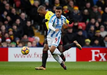 Premier League - Watford vs Huddersfield Town