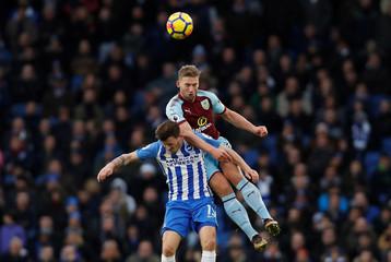 Premier League - Brighton & Hove Albion vs Burnley
