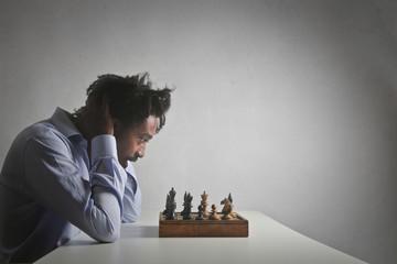 The decisive move