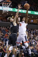 NCAA Basketball: Davidson at Virginia