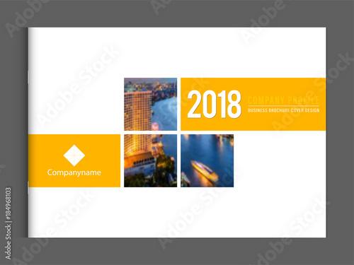 u0026quot business brochure cover design template corporate company profile or annual report catalog