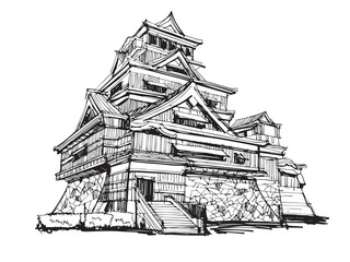kumamoto castel