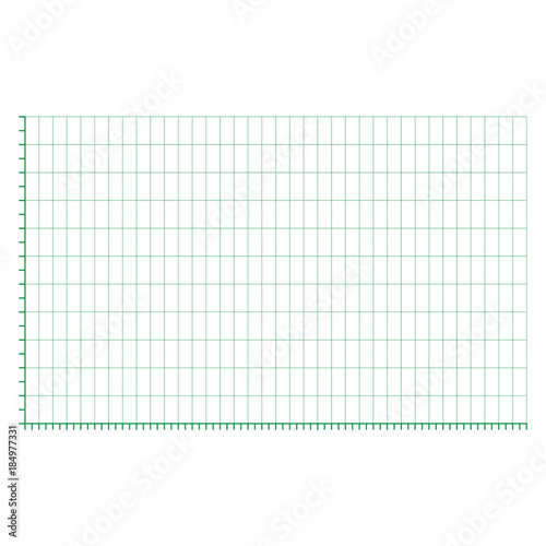 Ratings Line Graph Chart Paper Printable Vector Ilration