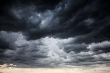 Keuken foto achterwand Hemel Dramatic Clouds Background